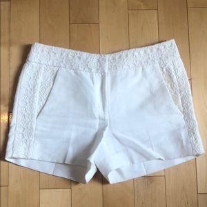 Ann Taylor loft linen shorts!